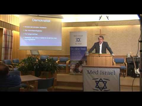 Stortingsrepresentant Erlend Wiborg: Hvorfor jeg er Israel-venn og MIFF-medlem