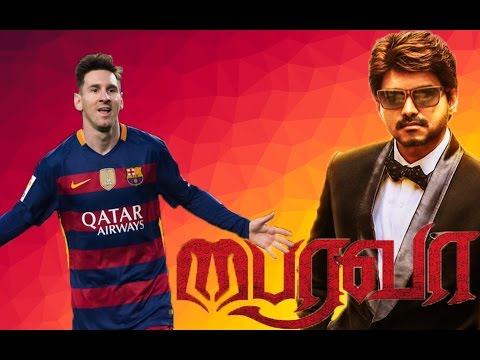 BHAIRAVA Teaser MESSI Version|MESSI THE...