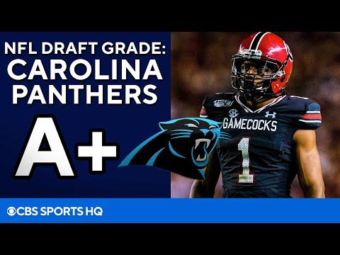 NFL Draft Report Card: Carolina Panthers get an 'A+' | CBS Sports HQ
