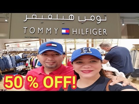 TOMMY HILFIGER 5O% OFF! | NAUTICA EVERYTHING AT 99QRS.