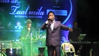 """Alokk Katdare """"Gaadi Bula Rahi hai"""" with SHYAM EDVANKAR"""