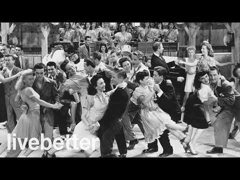 Música Swing para Bailar: Musica de los Años 20 y 30 Americana Instrumental