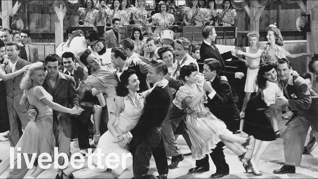 M sica swing para bailar musica de los a os 20 y 30 - Musica anos 50 americana ...