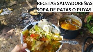 Cocinando con Gladis la Sirenita: Sirviendo el Sopon de Patas. Parte 12 thumbnail