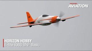 Horizon Hobby E-Flite V900 BNF Basic - Model Aviation magazine
