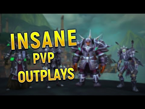 INSANE PVP OUTPLAYS & ONESHOTS!  - WoW Classic Highlights #51