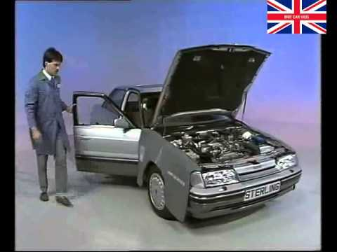Rover - Rover 800 Electrics - The Logical Way (1987)