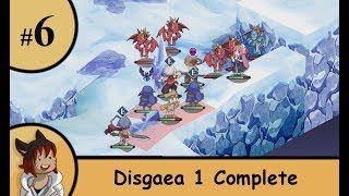 Disgaea 1 Complete part 6 - welcome the the party