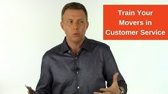 Train Your Movers in Customer Service