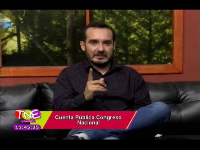 Iglesia Viva y Activa: Cuenta Pública Congreso Nacional