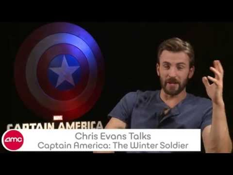 Chris Evans Chats CAPTAIN AMERICA: THE WINTER SOLDIER With AMC