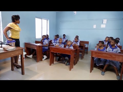 """Download Ruth Kadiri Takes Her Hustling To school Pupils In """" First Class """"[3/4]"""