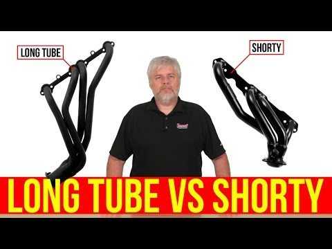 Long Tube Vs Shorty Headers