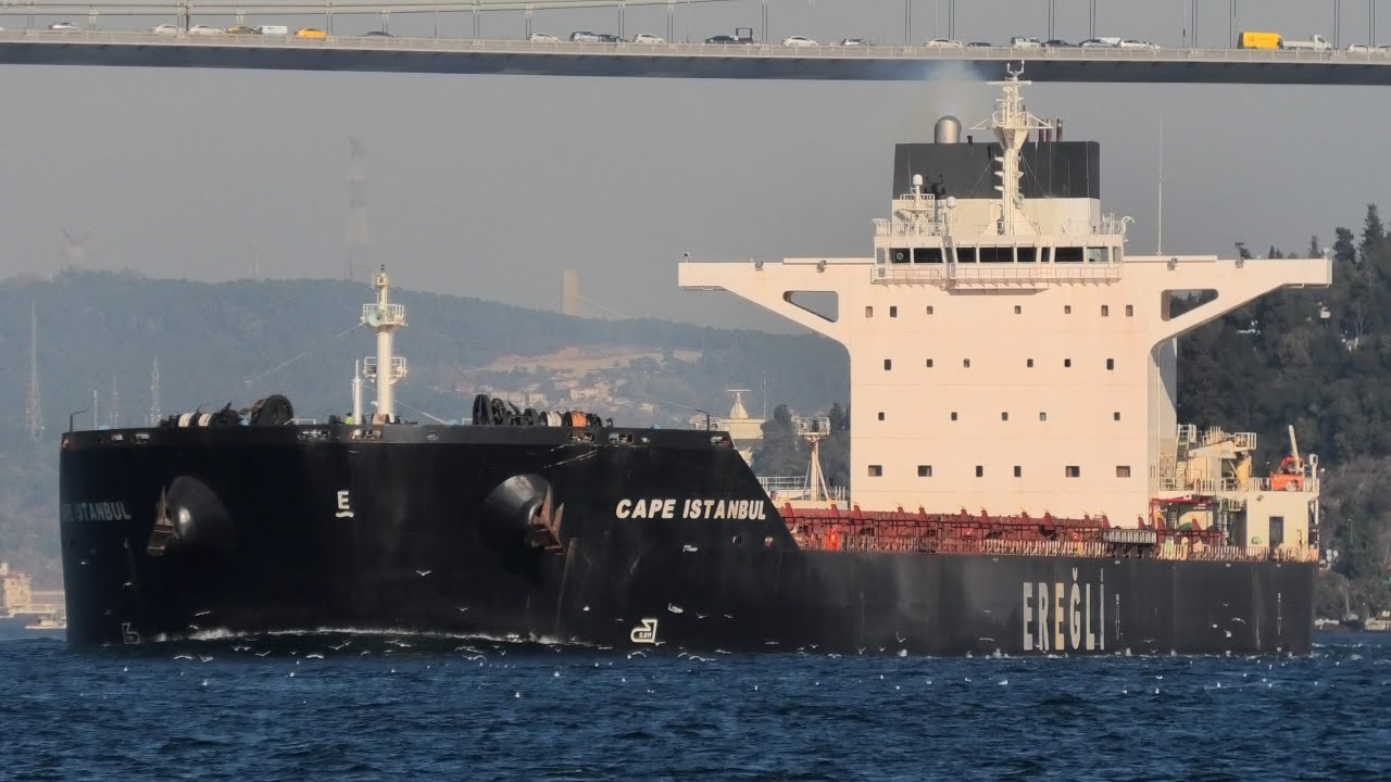 Download Shipspotting Istanbul Strait - November 28-29, 2020