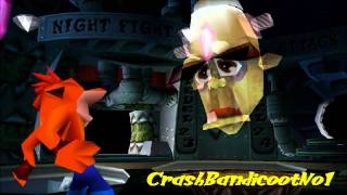 Crash Bandicoot 2: Cortex Strikes Back - Cutscenes Part 2/2 + 100% Ending & Credits [HD]