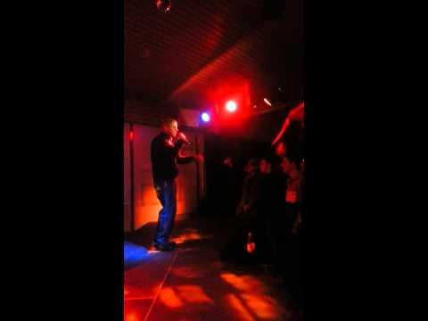 Cr7z Live in Dortmund Hombruch am 02.03.2013