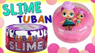 LOL Surprise & Slime • Test owocowych Slimów & Glitter Slime
