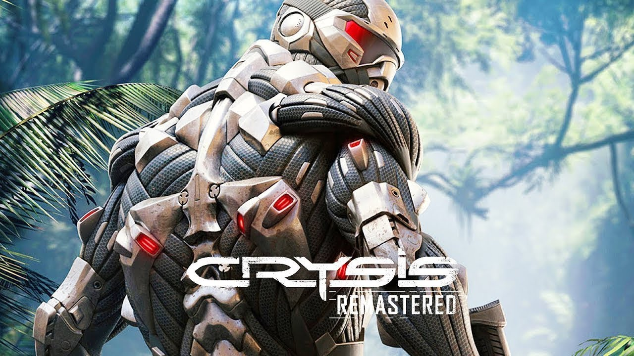 Crysis Remastered Trailer 2020 Ps4 Xbox One Pc Youtube