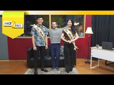 FACE 2 FACE - Chinese Culture in Indonesia (with Immanuel & Catherine from Koko Cici Jakarta 2018)