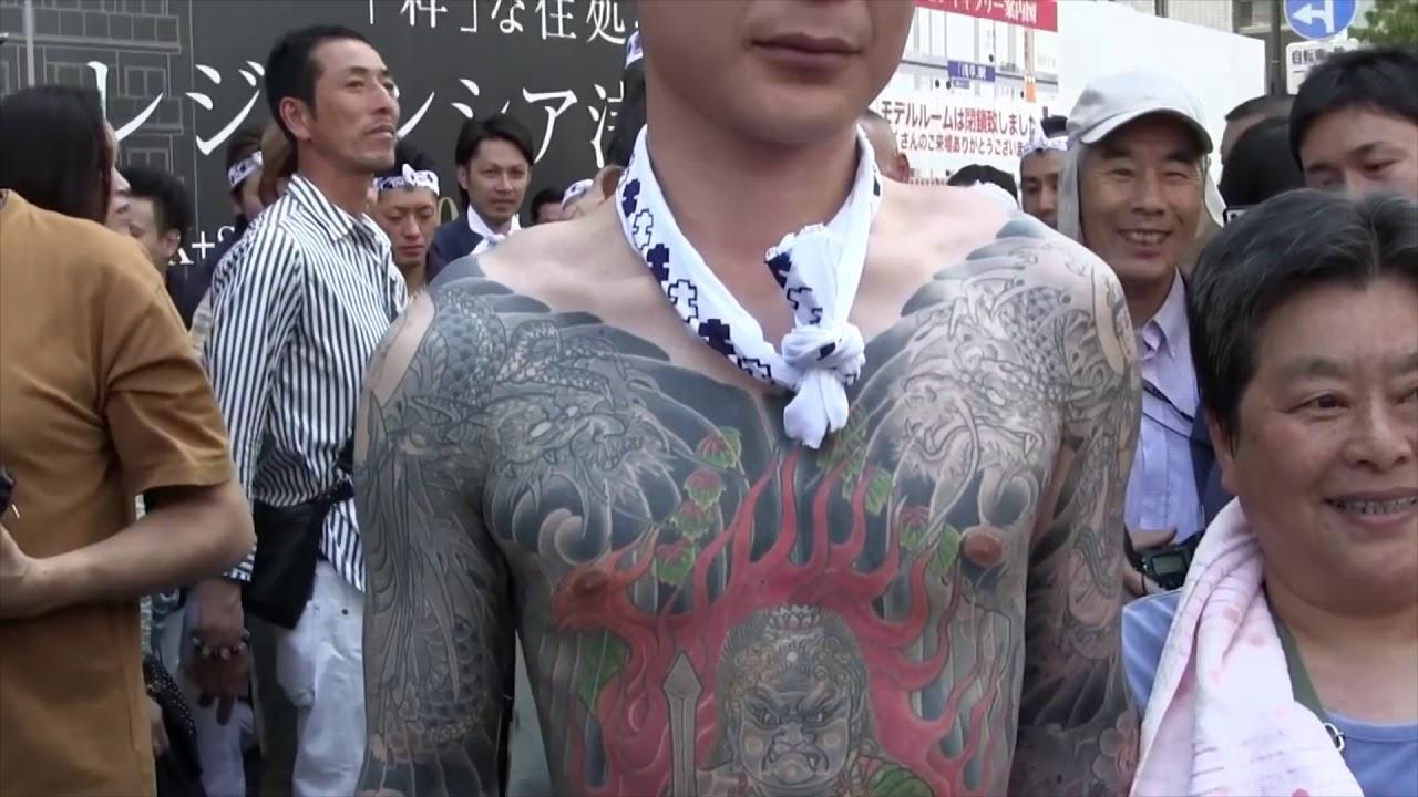 ¿Qué pasa si tienes tatuajes y viajas a Japón?