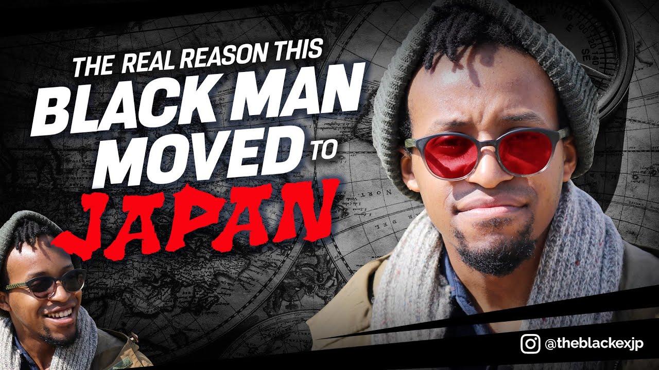 black-american-living-in-japan