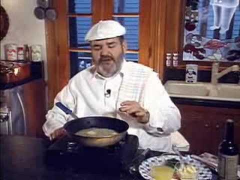 The Magic Of Chef Paul - Meuniere Sauce