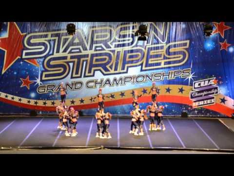 CUA Stars N Stripes 2015 - Open L3 - SM Fusion