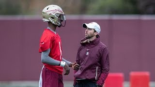 Nole Insiders: First Spring Practice Observations