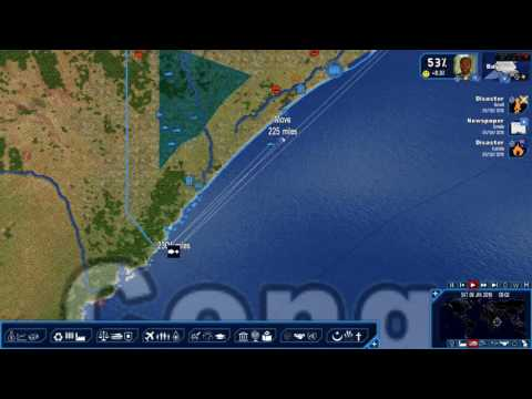 Geopolitical simulator Power & Revolution 4 ~Somalia scenario - Part 1