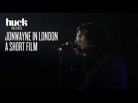 Jonwayne in London: A Short Film