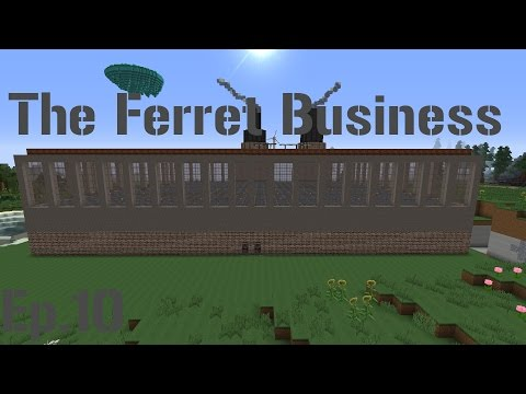The Ferret Business Ep 10 The Not So Ender Dragon