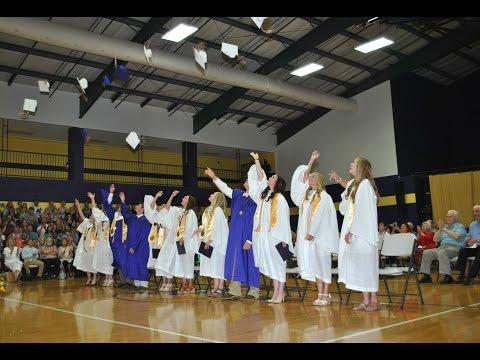 Riverside Christian Academy Graduation