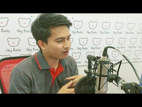 Hug Radio Thailand Live ดีเจกิ๊บซี่ ฟรีสไตล์ ศิลปินรับเชิญ พัน จักรพันธ์