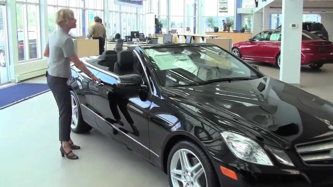 The new 2013 mercedes benz e350 cabriolet feldmann imports for Mercedes benz bloomington mn