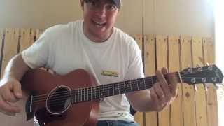 How to Get Good on Guitar - (Country Song Teacher)