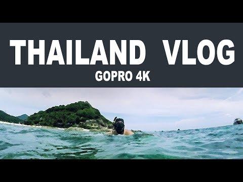 A Thailand Vlog | Bangkok in 4k | GoPro Travel