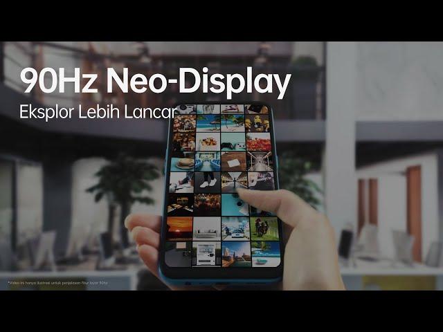 OPPO A53 | 90Hz Neo-Display | Ekspor Lebih Lancar