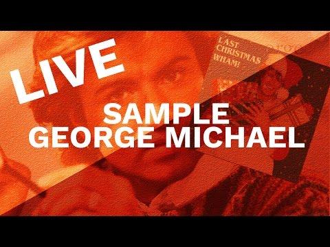 INSTRU TYPE 2PAC - SAMPLER DU GEORGE MICHAEL LIVE?