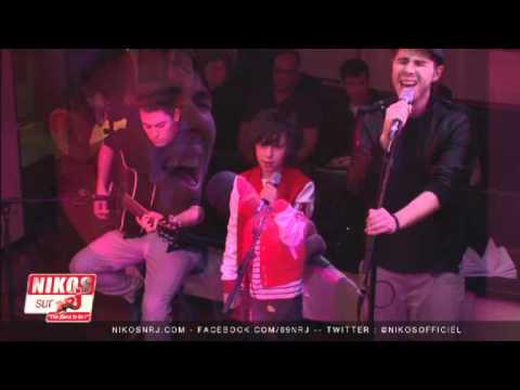 Gary Fico & Léo Rispal - Le même que moi - Live - Le 6/9 NRJ