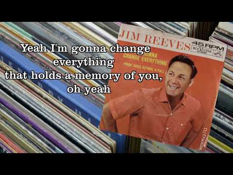 Jim Reeves -  I'm Gonna Change Everything (1962)