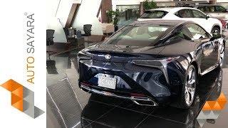 LEXUS LC 500 2018 Full Review (Interior+Exterior)