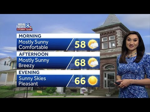 Central Pennsylvania Weather: Refreshing Forecast