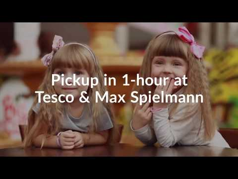 Max Spielmann Photo Printing with Printicular. In Store Photo Prints From Your Phone App