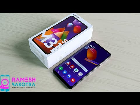 Samsung Galaxy M31s Unboxing and Full Review