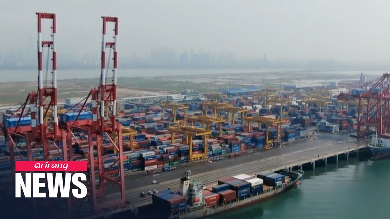 S. Korea's exports down 23.7% y/y in May thumbnail