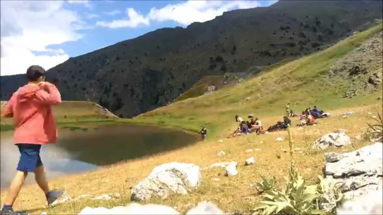 ΧΑΝΘ Περιπέτεια στην Πίνδο 2015
