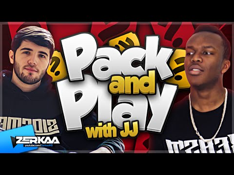 FIFA 16 PACK AND PLAY WITH JJ