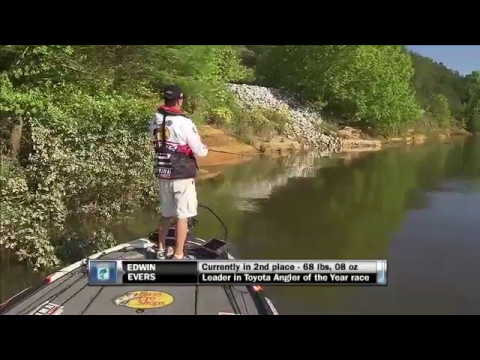 Bassmaster Elite: Alabama River Charge 2013