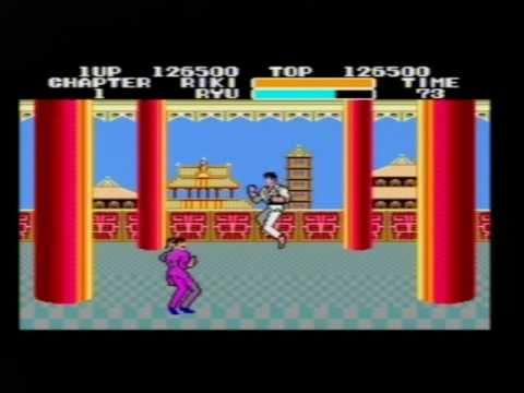 Black Belt Pal On Sega Master System Part 1 Youtube