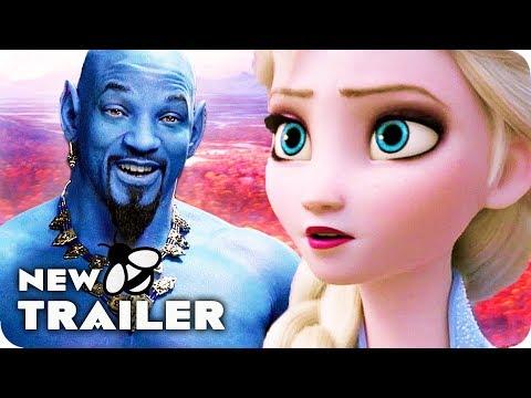 DISNEY 2019 Trailer: All upcoming Disney Movies 2019